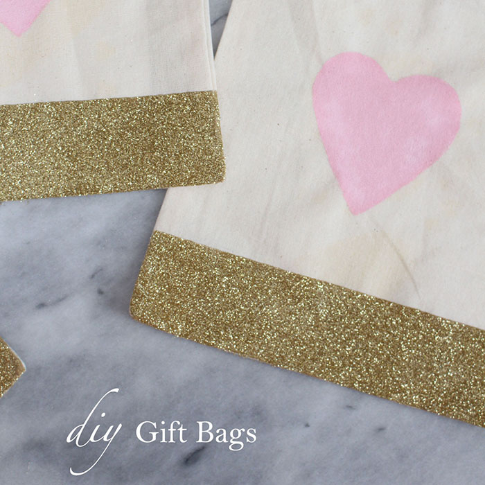 DIY Gift Bags - The Blog Societies