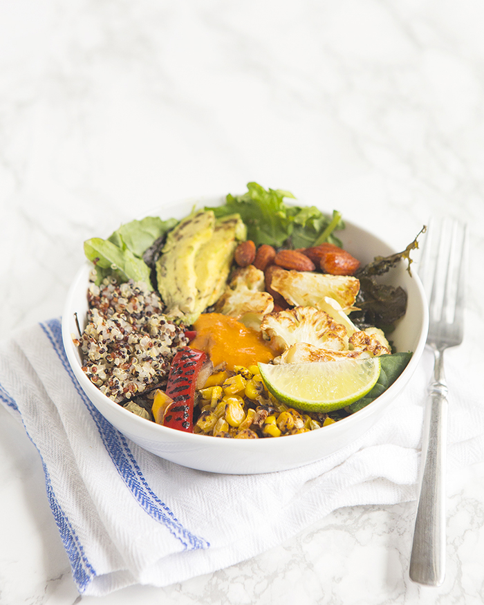 Roasted-Veggie-Quinoa-Bowl