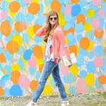 Distressed Denim For Spring - The Blog Societies