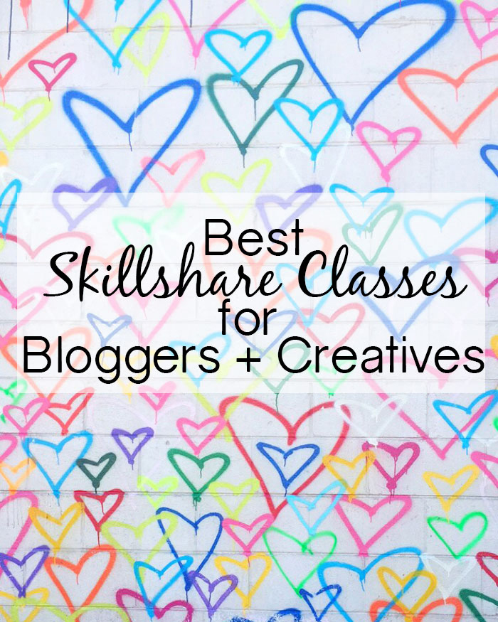 The Blog Societies - Best Skillshare Classes for Bloggers and Creatives