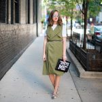 army-gree-draped-trench-vest-zara-snakeskin-heels-banana-republic-quote-me-clutch-how-to-wear-a-trench-as-a-dress-trench-dress-4