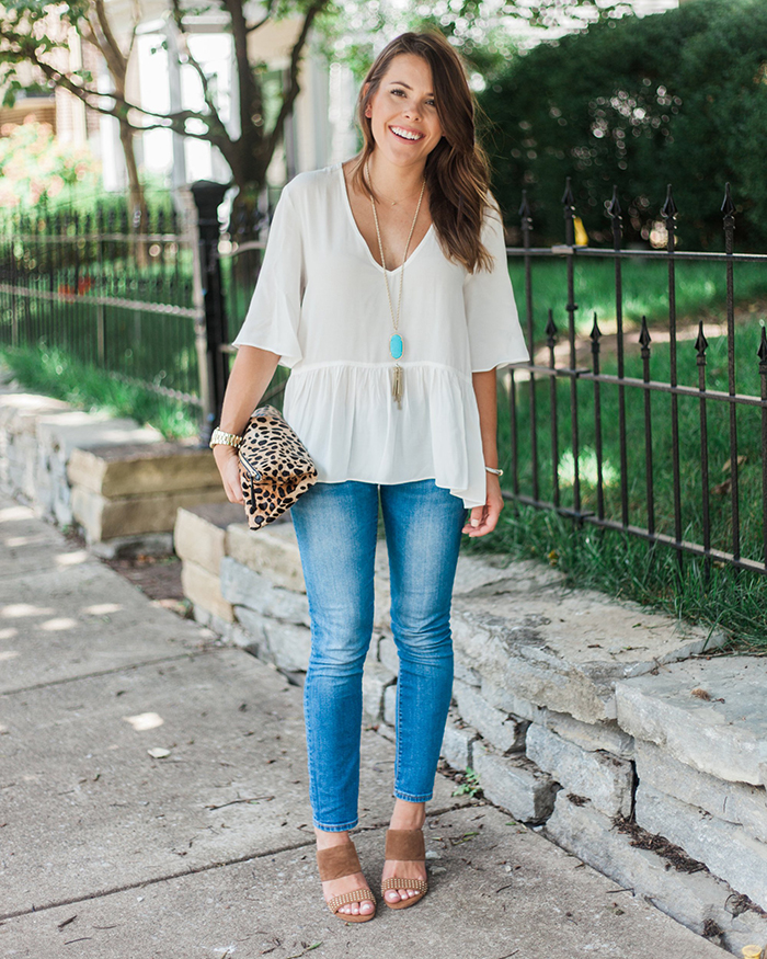Peplum Love For Fall - The Blog Societies