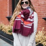 Blanket Scarves For Fall - The Blog Societies
