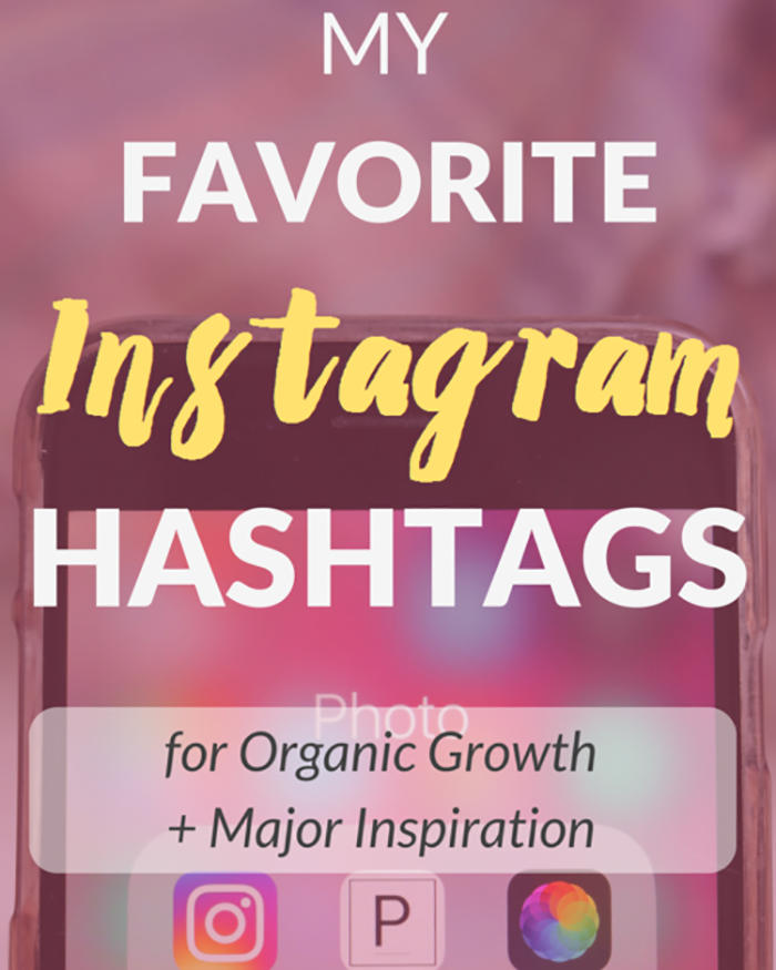 Favorite Instagram Hashtags For Organic Growth - The Blog Societies