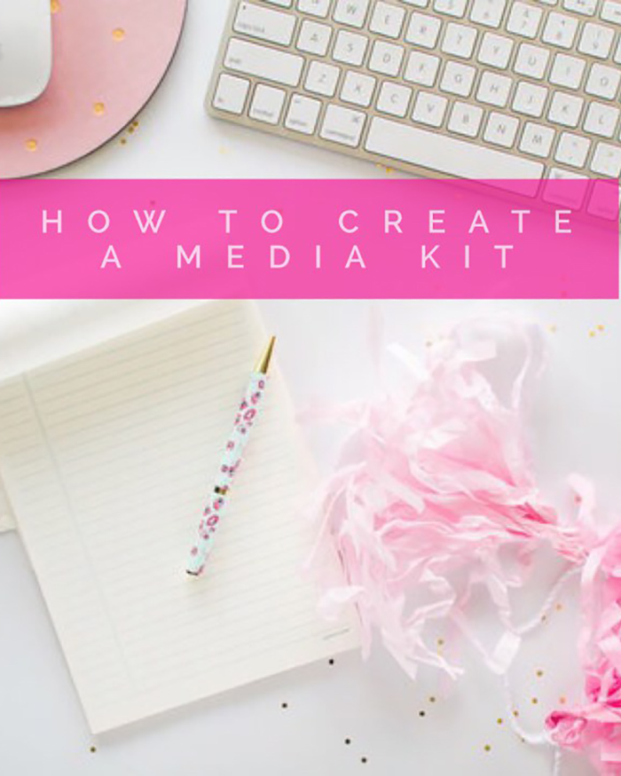 What To Include In Your Media Kit - The Blog Societies