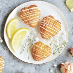 Lemon Madeleines - The Blog Societies