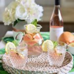 Refreshing Rose Spritzer - The Blog Societies
