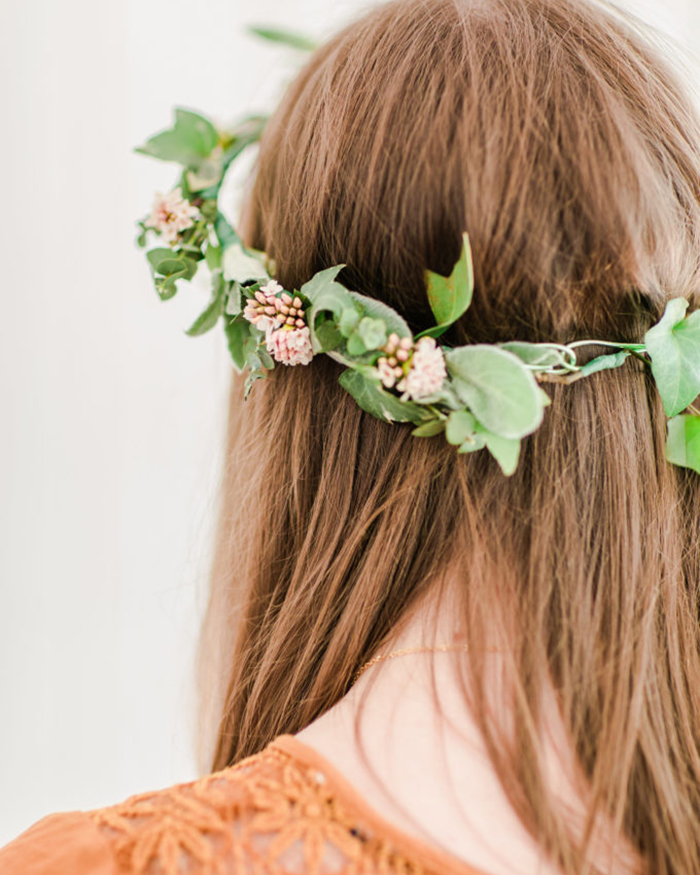 How To Make A Real Floral Crown - The Blog Societies