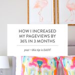 Blogging Tips To Increase Pageviews - The Blog Societies