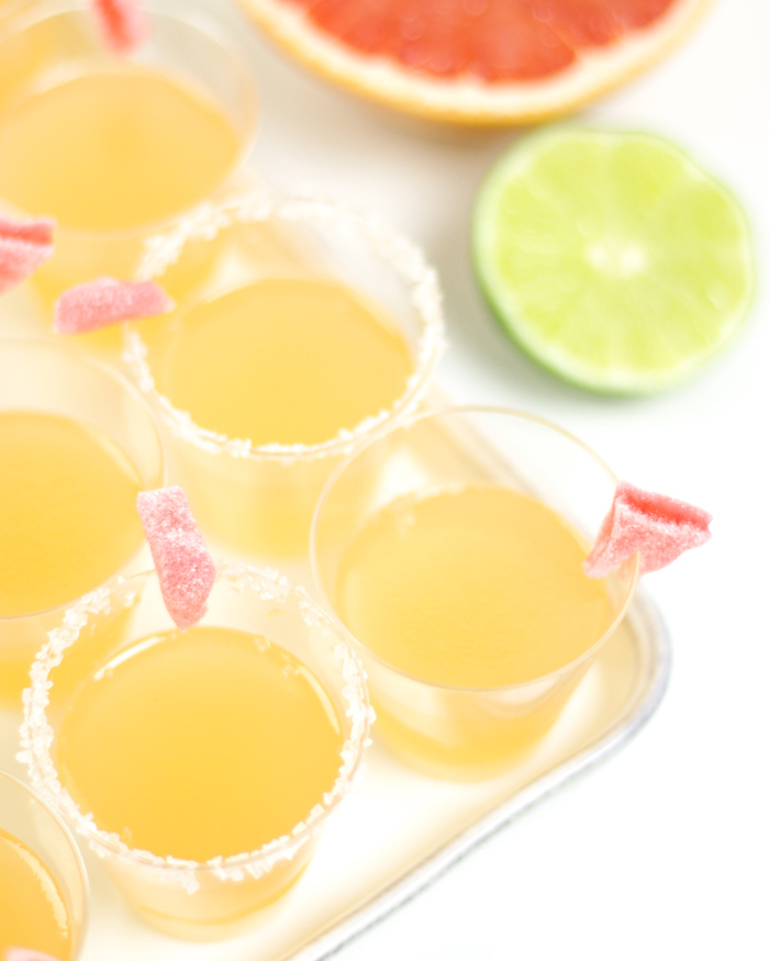 Paloma Jello Shots - The Blog Societies