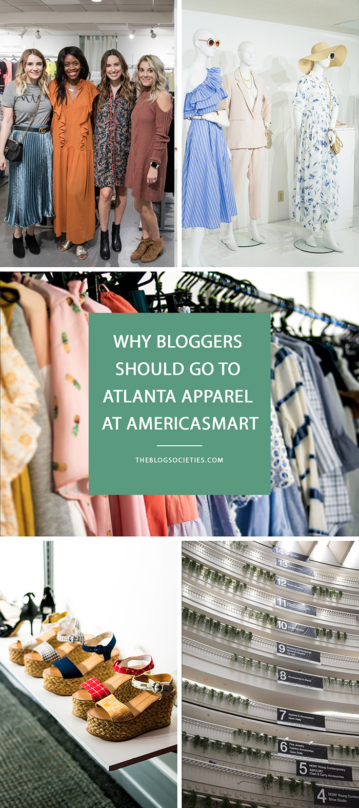 Why Bloggers Should Go To Atlanta Apparel At AmericasMart