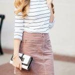 The Corduroy Skirt - The Blog Societies