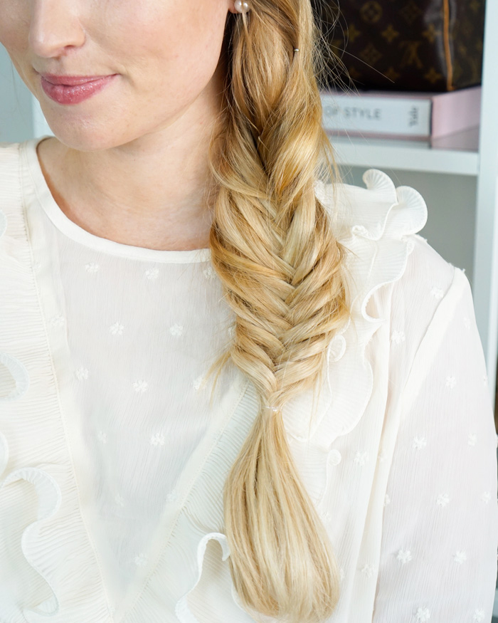 Fishtail Braid For Beginners - The Blog Societies