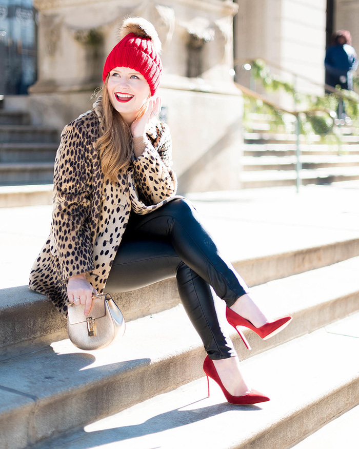 Holiday Ready in RED - The Blog Societies