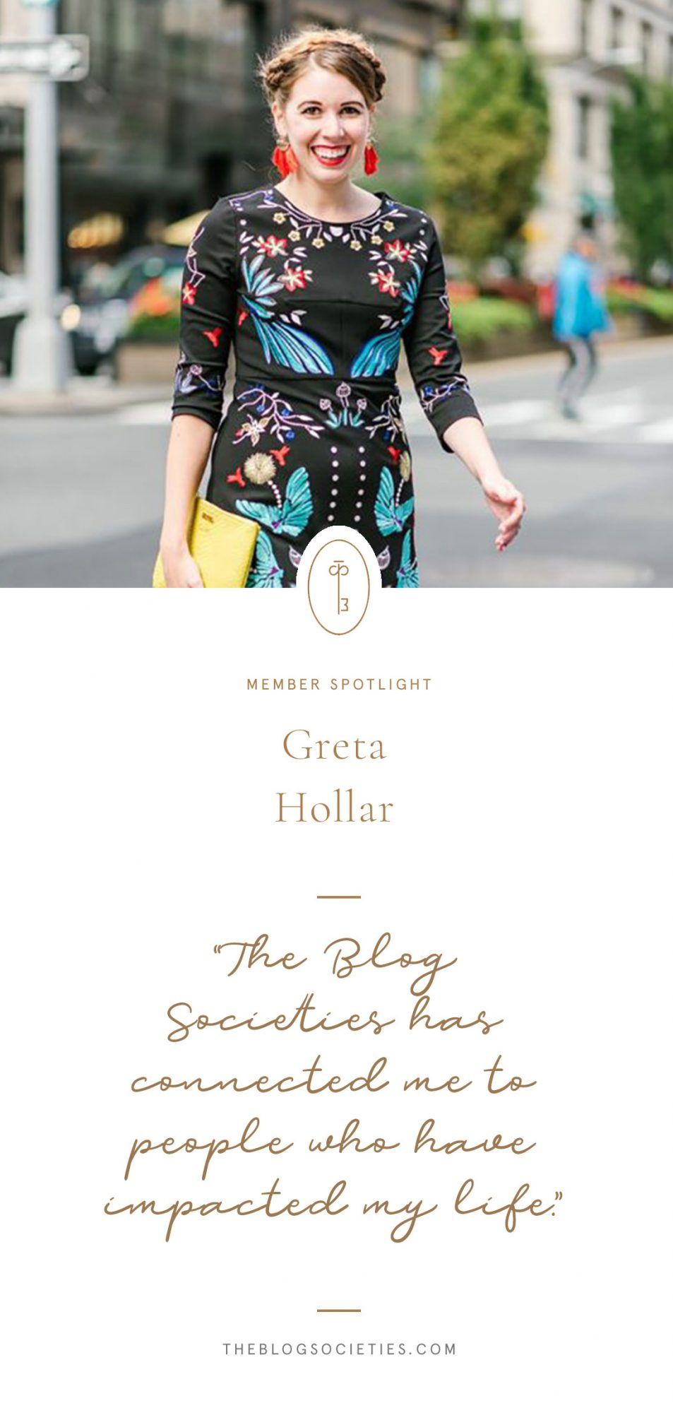Nashville Tennessee Blogger - Greta Hollar - The Blog Societies