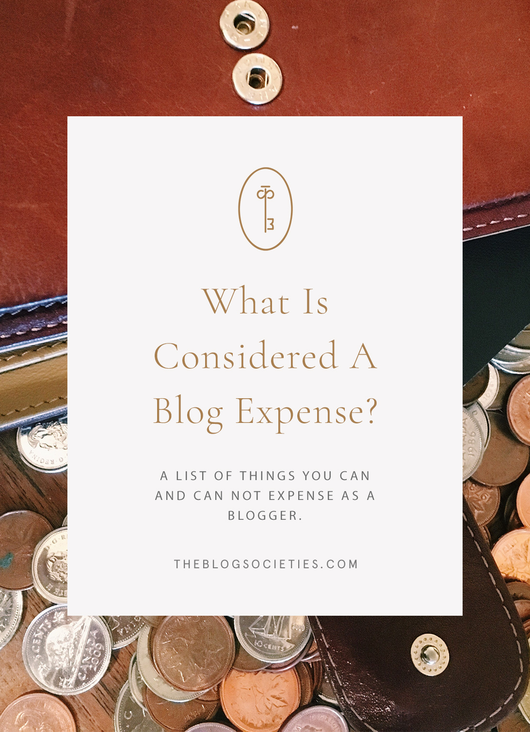 blogging tips for bloggers, expenses for bloggers, what's considered - the blog societies