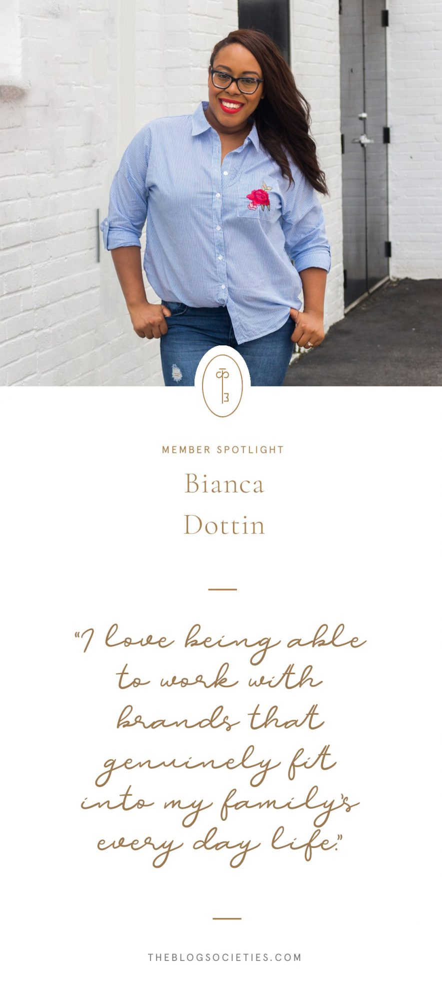 Bianca Dottin Blog - The Blog Societies