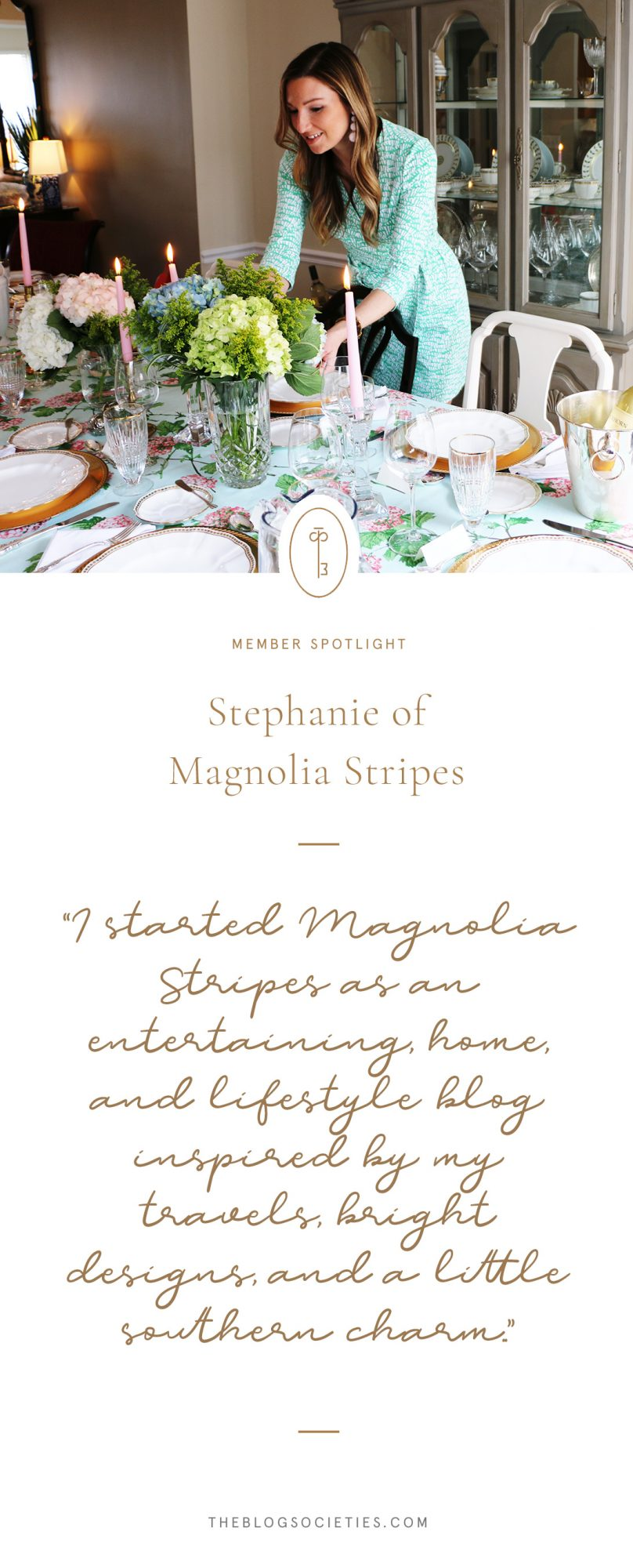 Stephanie of Magnolia Stripes