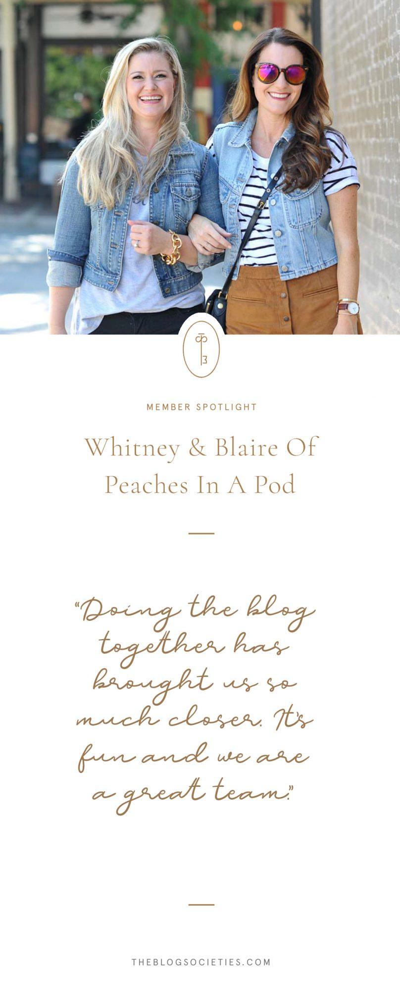 Peaches In A Pod Blog