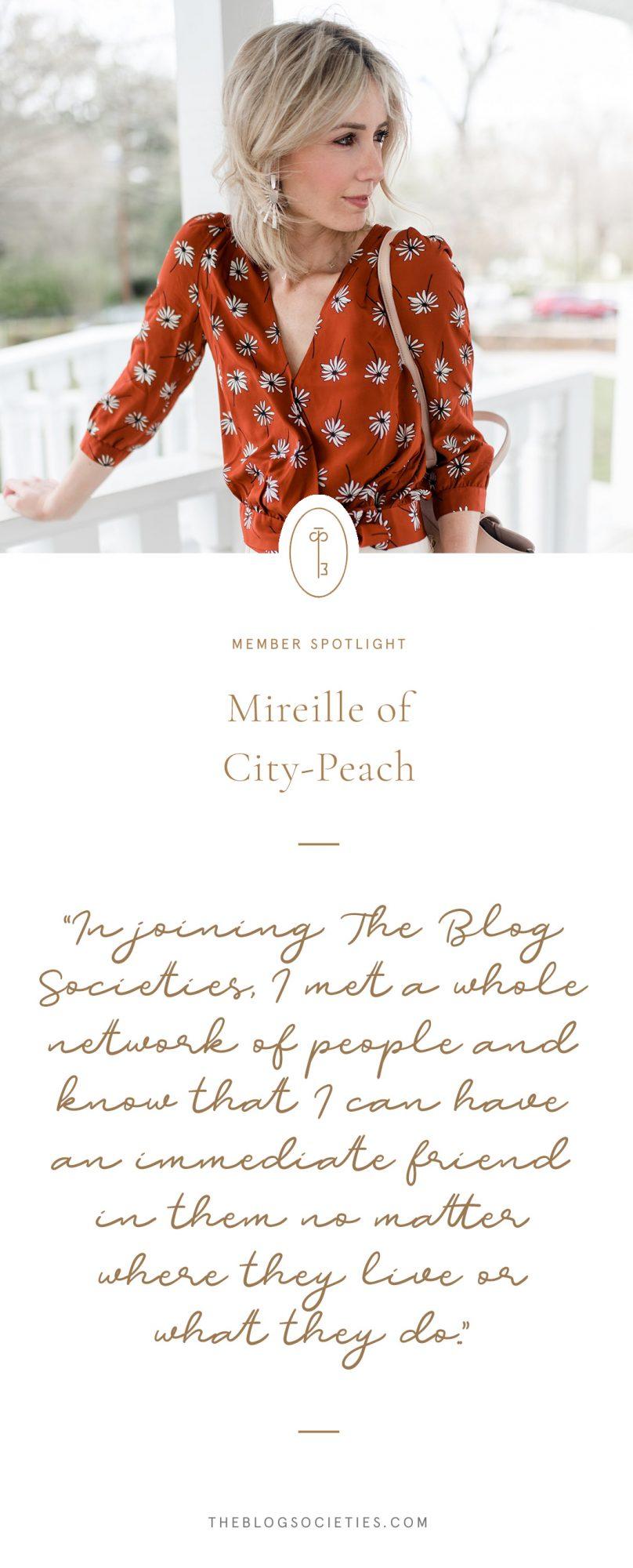Mireille of City Peach