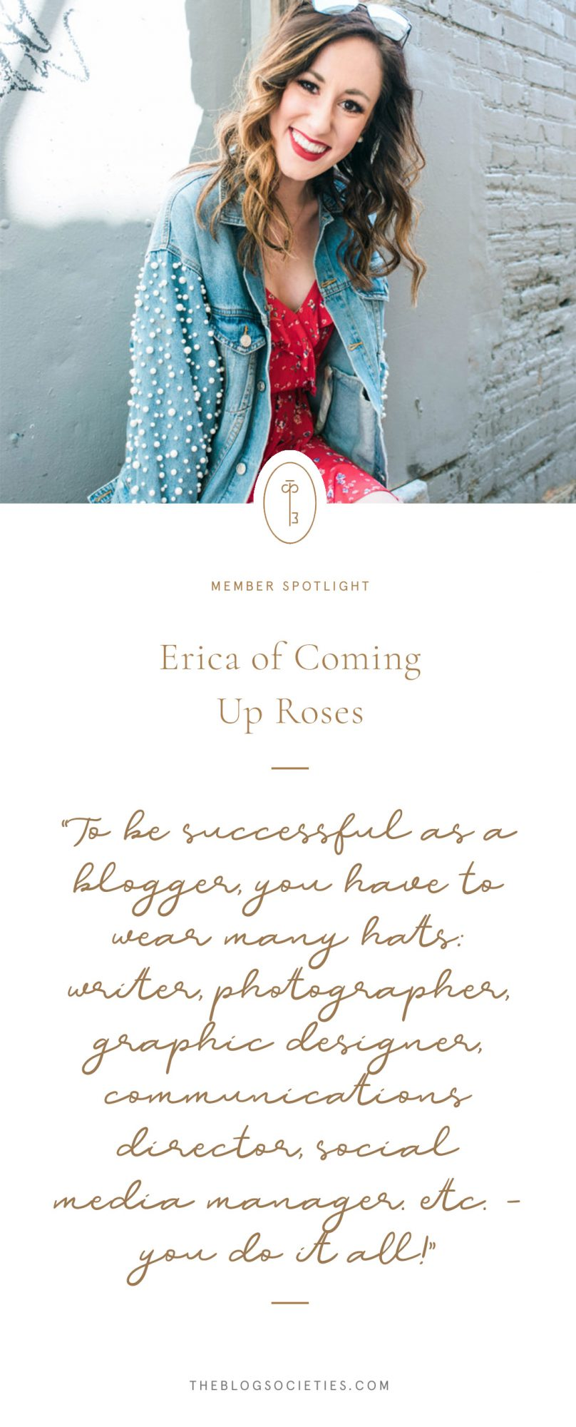 coming up roses blog - The Blog Societies