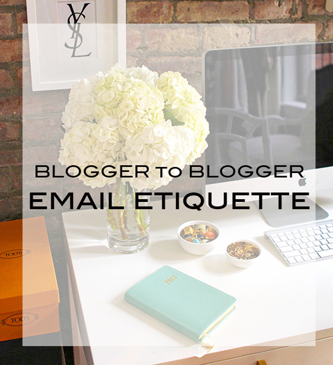 Blogger-Email-Etiquette