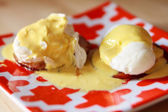 eggs benedict, recipe for eggs benedict