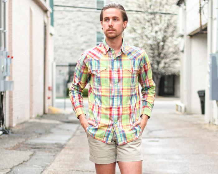 the-kentucky-gent-dillards-louisville-spring-style-polo-ralph-lauren-shorts-plaid-shirt-shoes