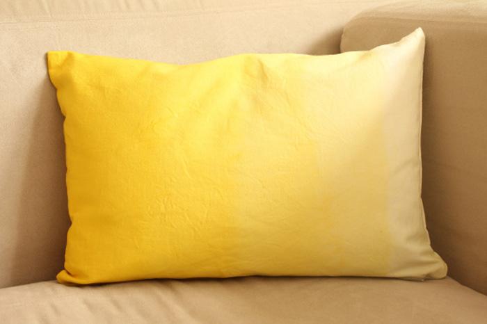 DIY Ombre Pillows