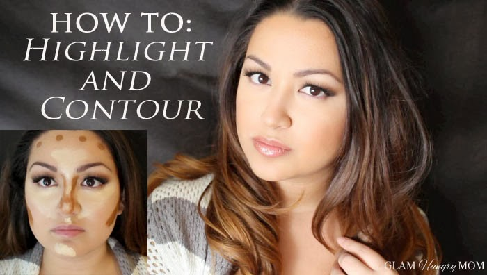 how-to-contour-like-kim-kardashian-how-to-highlight-and-contour-glam-hungry-mom-nc50-nc20-mac-studio-fix-pro-longwear-beauty-blender