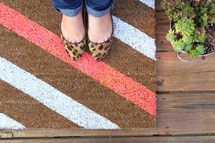 easy-DIY-doormat