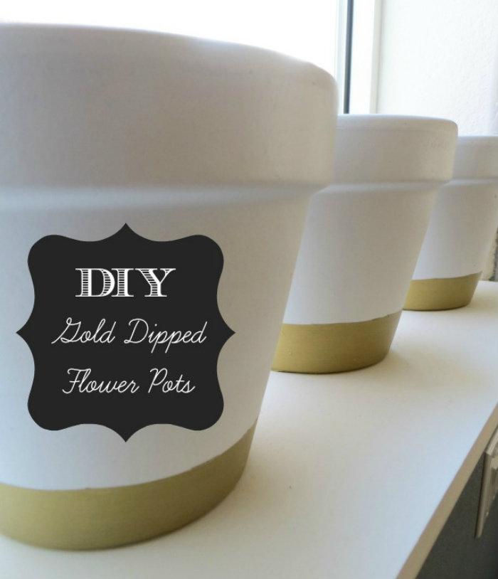 DIYflowerpots