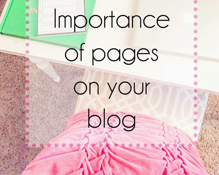 Southern Blog Society - The Importance Of Pages On Your Blog