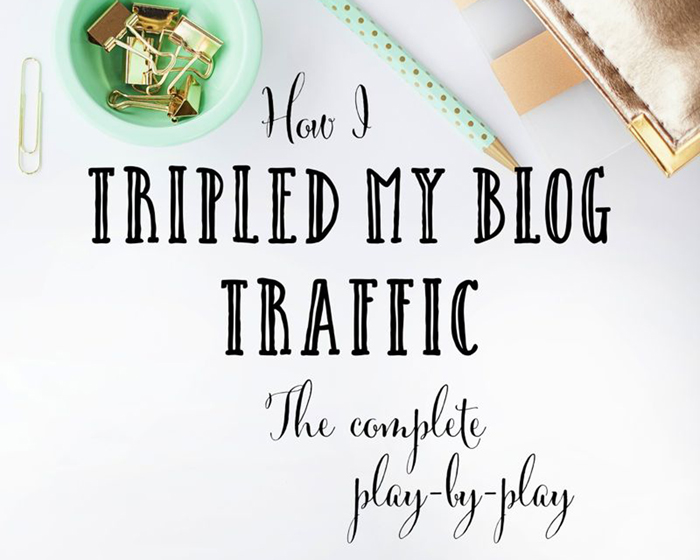 Southern Blog Society - Triple Your Blog Traffic In 3 Months