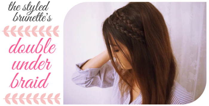 Southern Blog Society - Double Under Braid