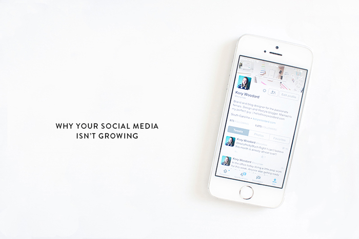 Southern Blog Society - Why Your Social Media Following Isn't Growing