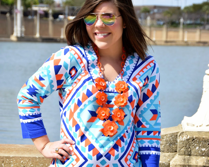Southern Blog Society - Bold Prints For Spring
