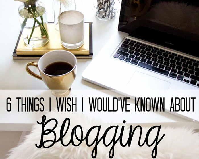 Southern Blog Society - 6 Things I Wish I Would Have Known About Blogging