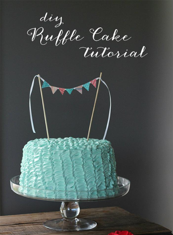ruffle cake 1