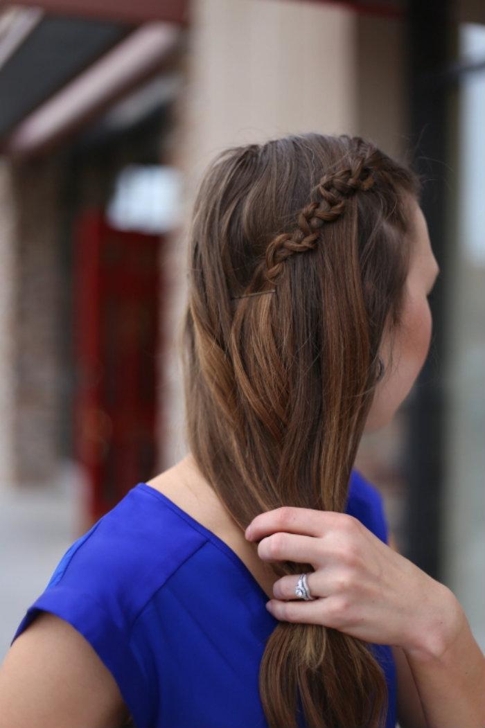 macrame braid tutorial
