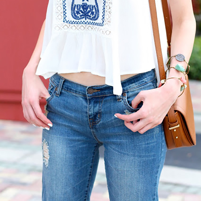The perfect boyfriend Jeans - the blog societies