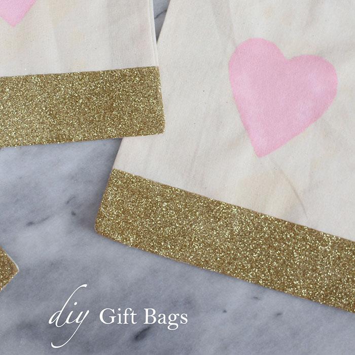 DIY Gift Bags - The Blog Societies