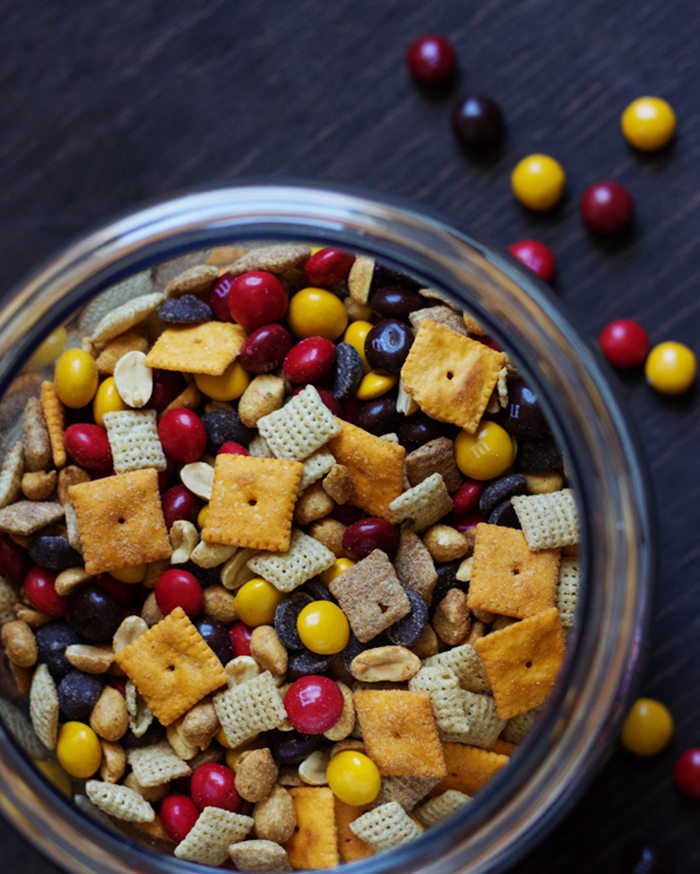 Fall Munch Mix - The Blog Societies