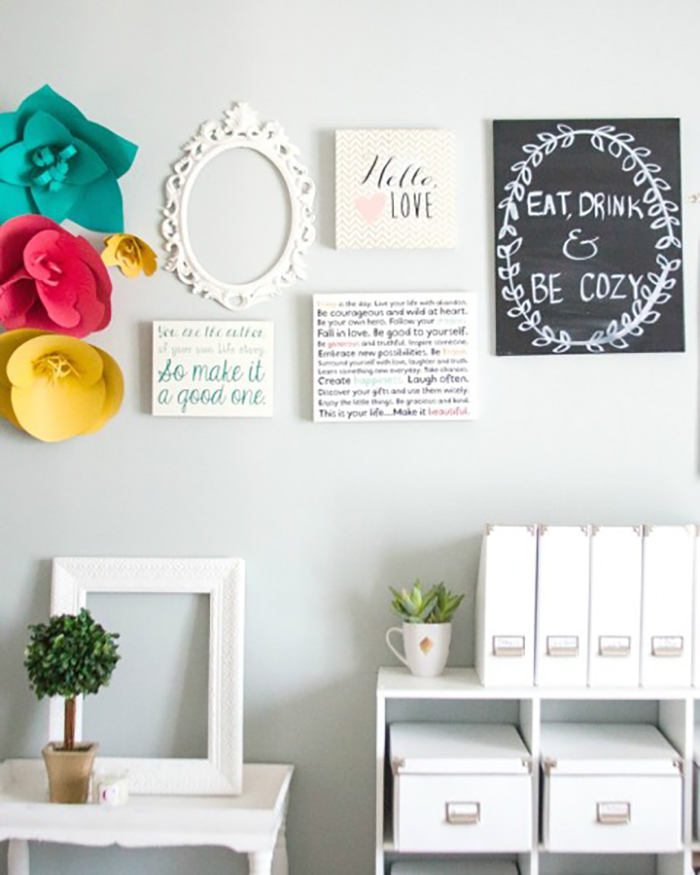 Inspirational Wall Art - The Blog Societies