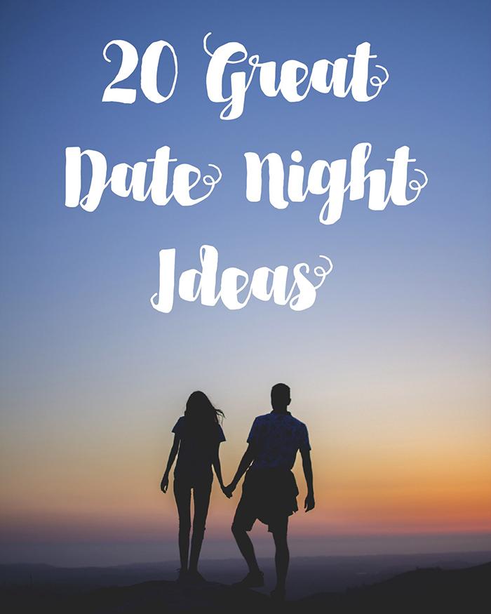 The Blog Societies - Date Night Ideas