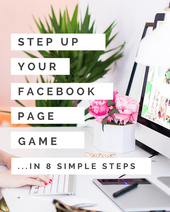 The Blog Societies - Step Up Your Facebook Page Game