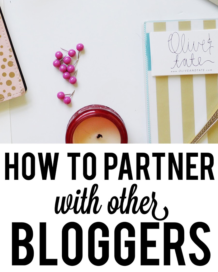 The Blog Societies - How To Partner With Other Bloggers