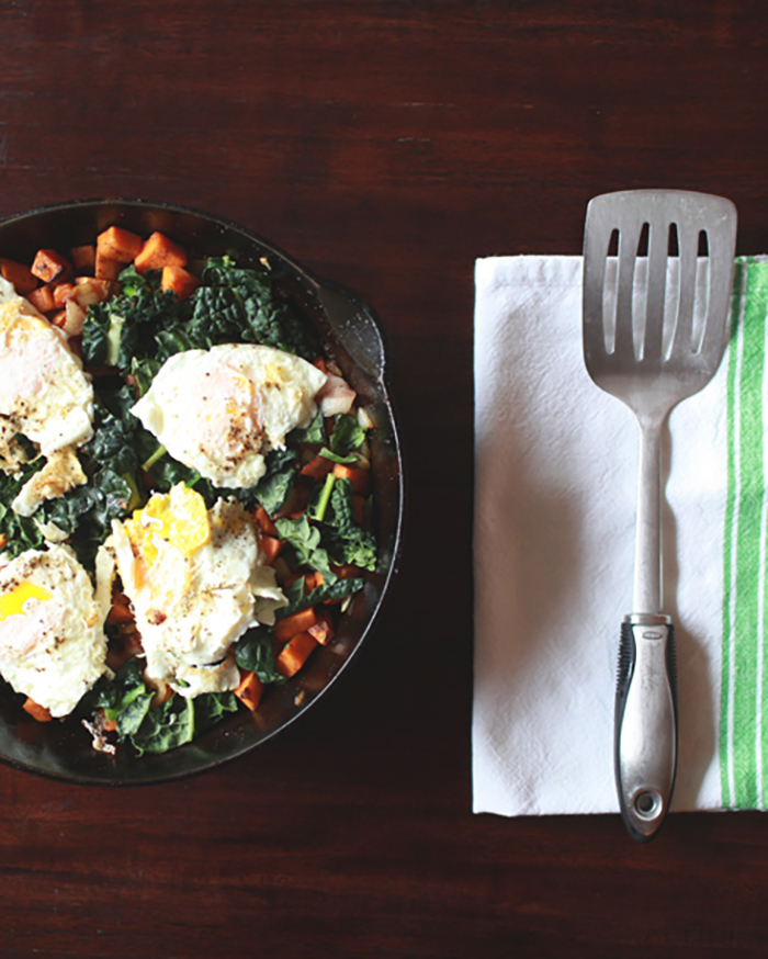 The Blog Societies - Gluten Free Sweet Potato Hash