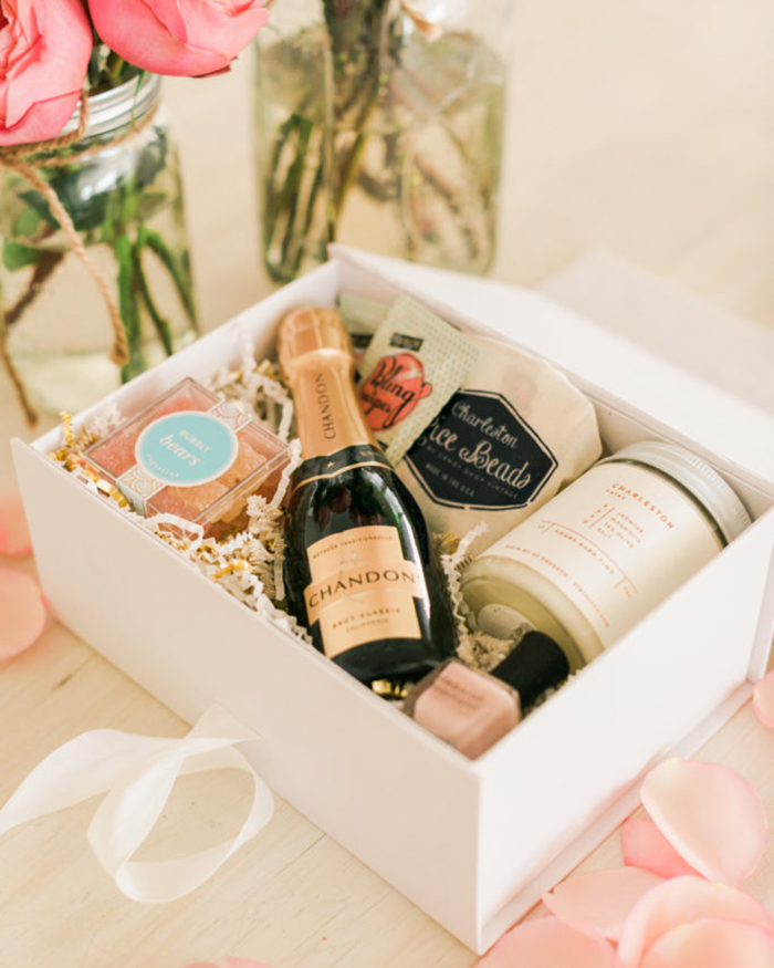 How I Asked My Bridesmaids - The Blog Societies