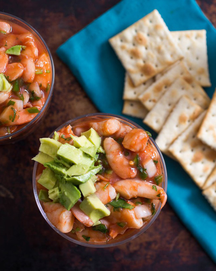 Mexican Style Shrimp Cocktail - The Blog Societies